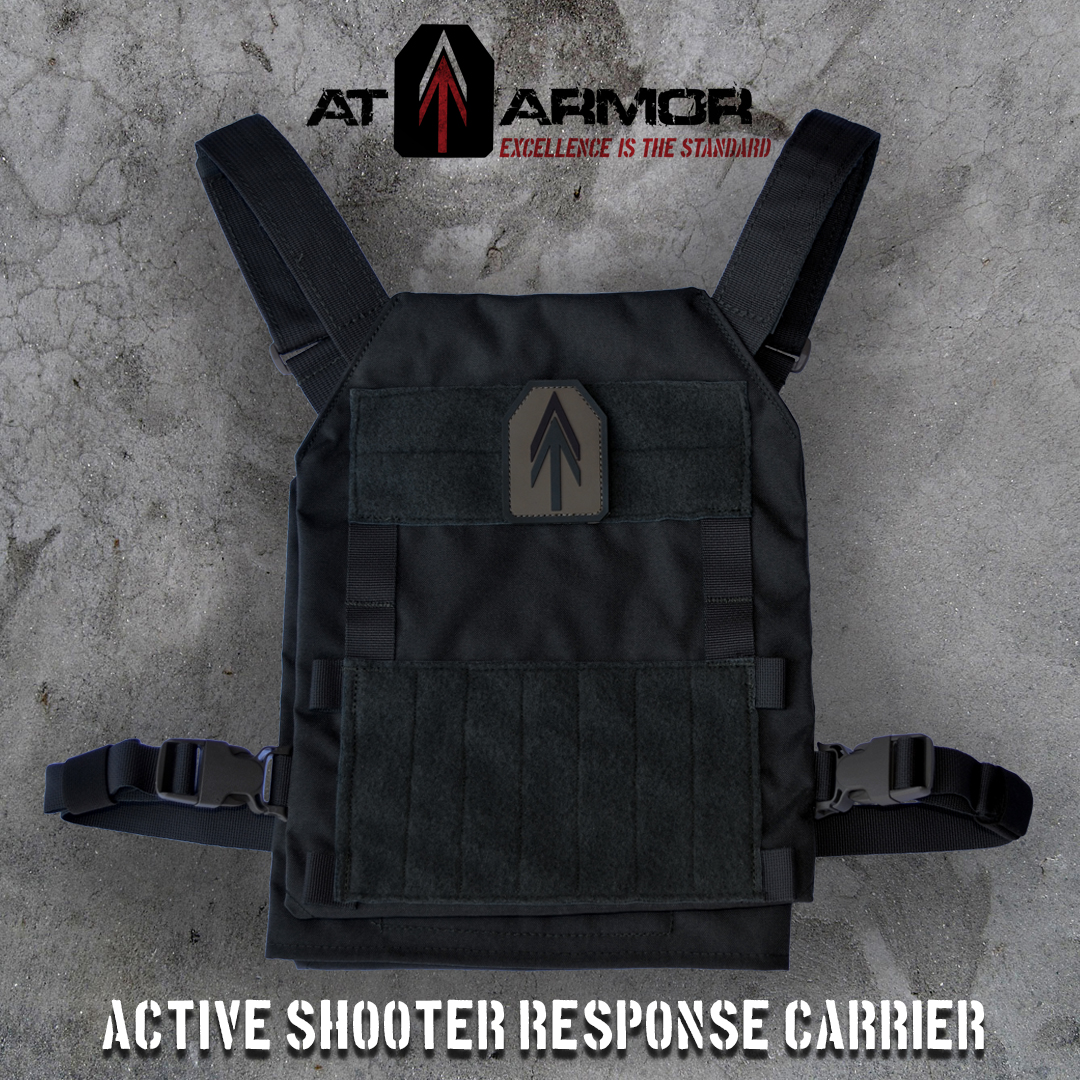 AT Armor introduces the Active Shooter Response Plate